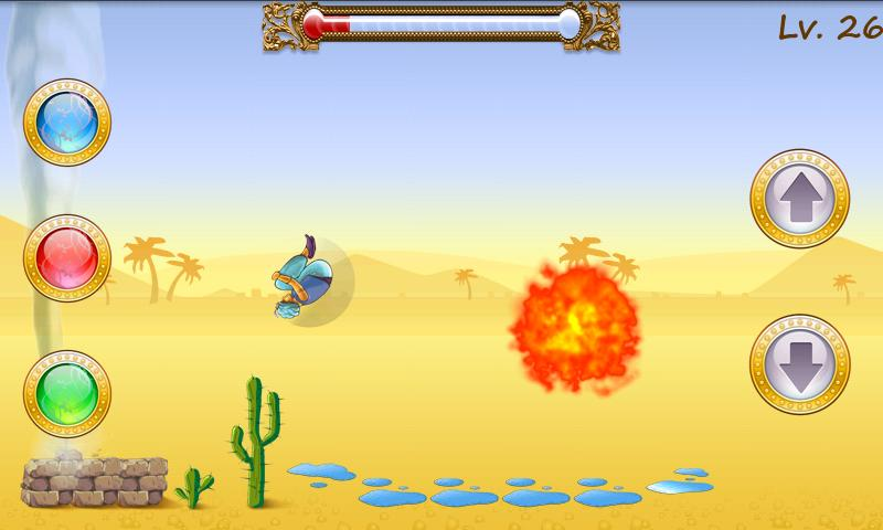 Sandstorm Rush Lite - screenshot