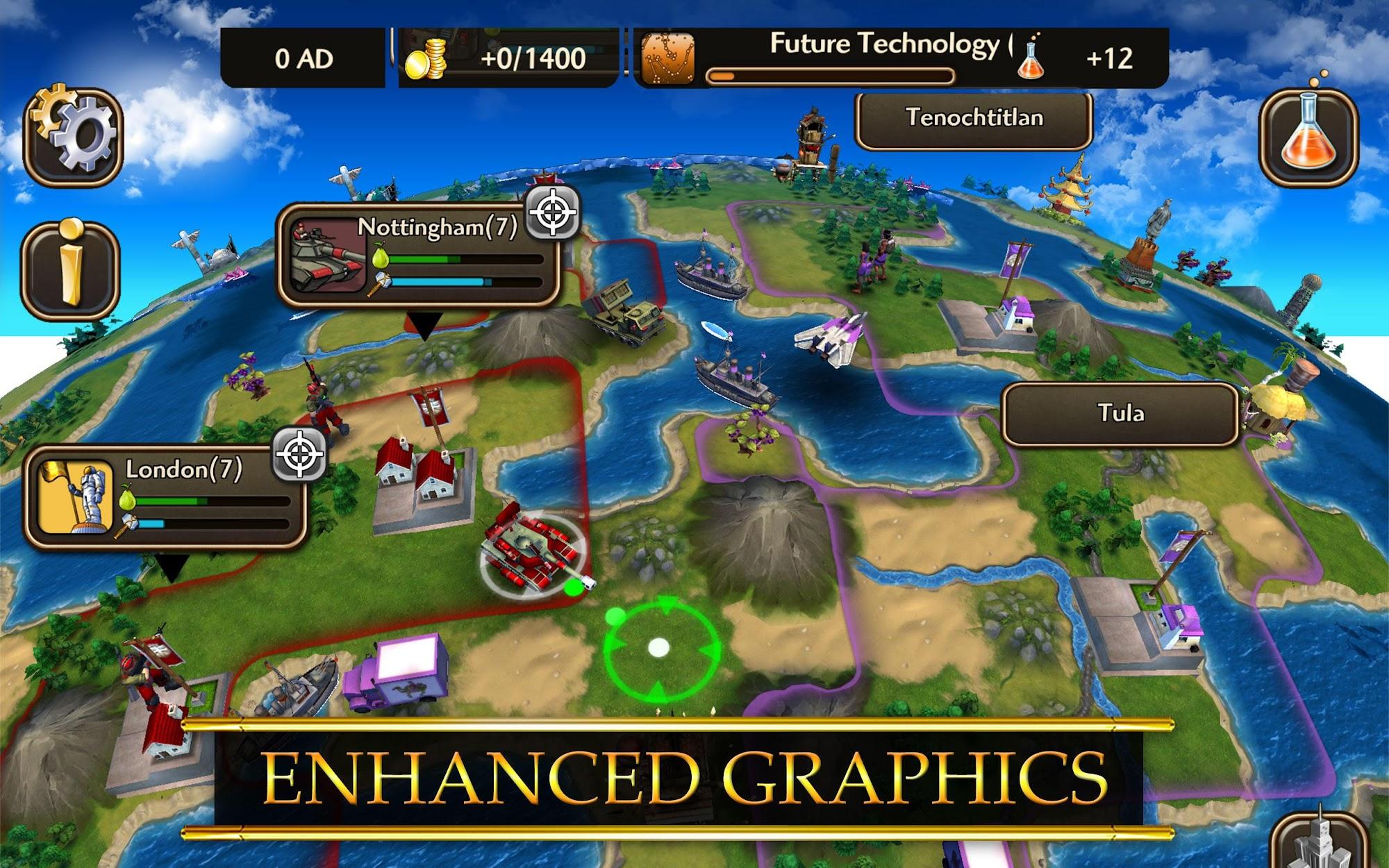 Civilization Revolution 2 screenshot #6