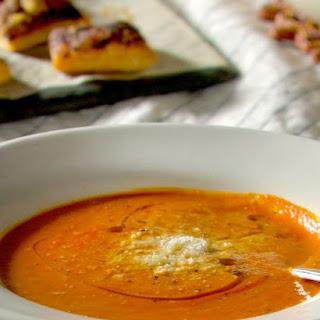 Classic Tomato Soup.