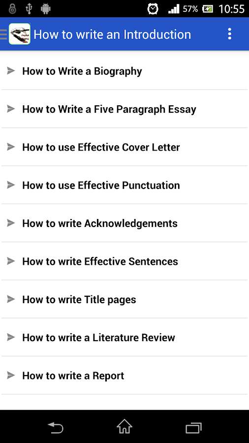 Improve Your Essay Writing
