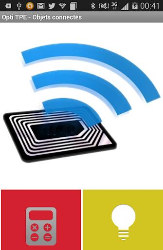 Opti TPE - Objets connectés