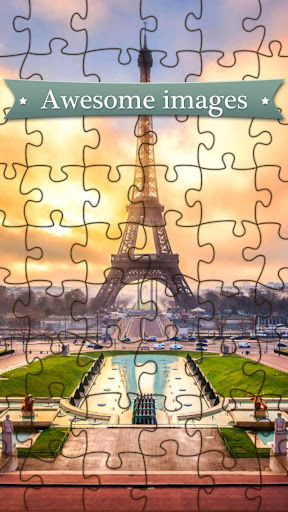 Real Jigsaw Puzzles Free Game