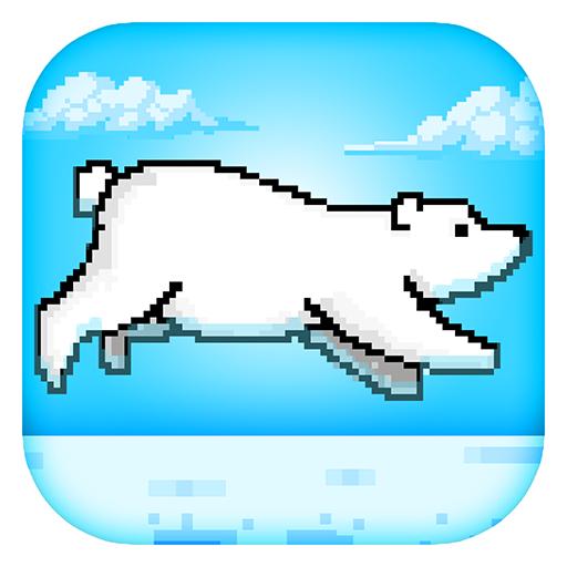 Ice Bear LOGO-APP點子