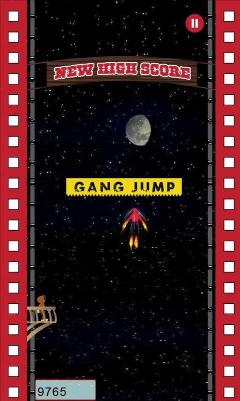 Gang Jump Free-Jump & Run Game - screenshot