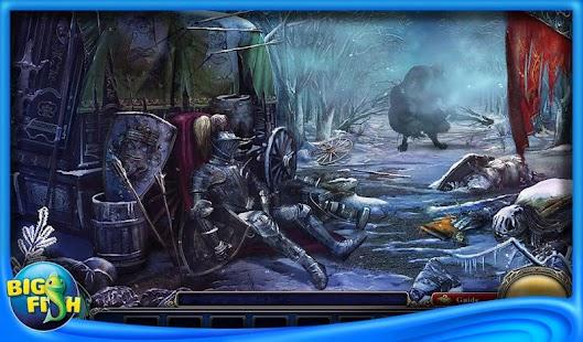 بازی داستان تیره : ملکه برفی Dark Parables: Snow Queen CE v1.0.0