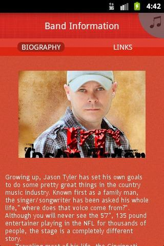 Jason Tyler Music - screenshot
