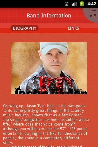 Jason Tyler Music - screenshot