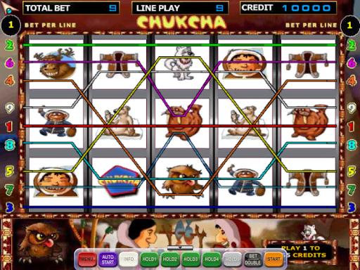 Slots - Chukcha