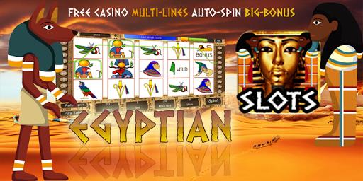 Egyptian Slots- Free Casino