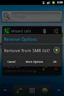 Sensible Missed Call Reminder- screenshot thumbnail