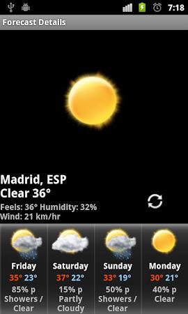 Smoked Glass Clock Widget 4.5.0 screenshot 201225