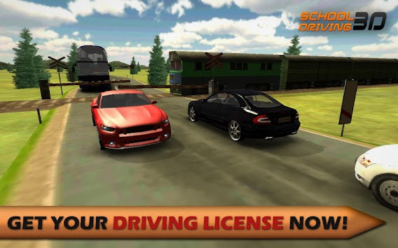 School Driving 3D APK screenshot thumbnail 9