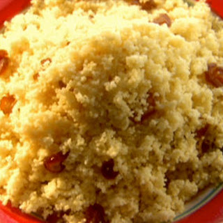Couscous with Dried Dates Recipe
