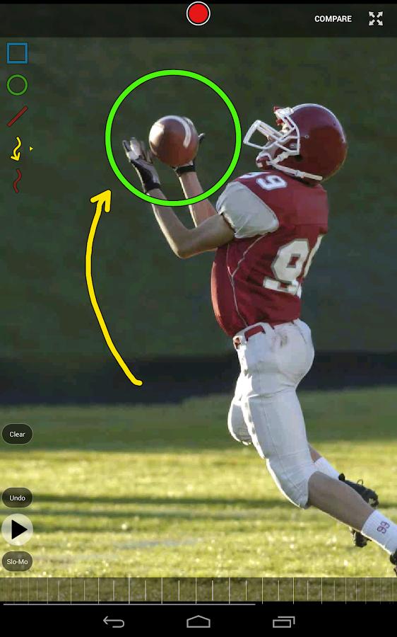 Coach's Eye - screenshot