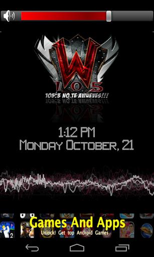 Radio W105.3