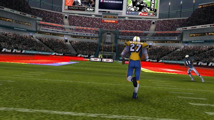 Backbreaker 2: Vengeance- screenshot
