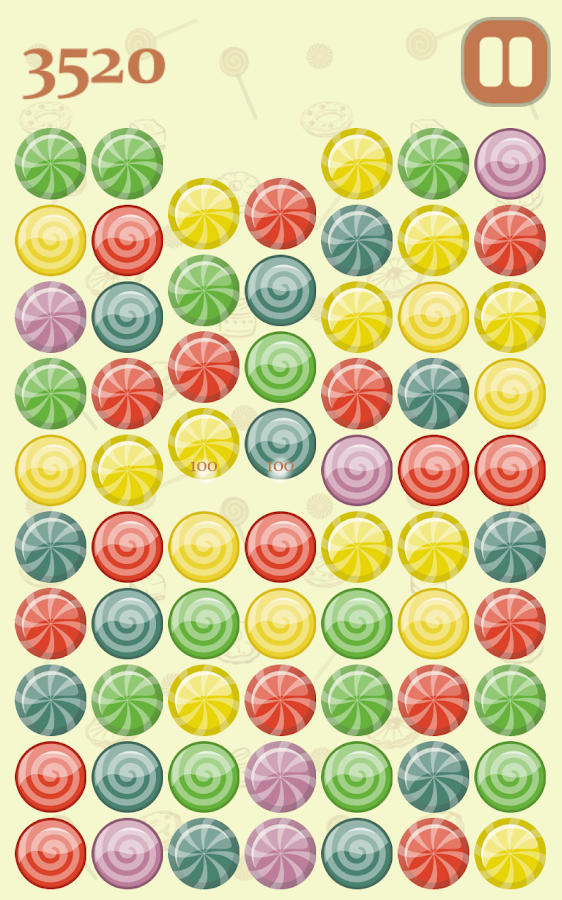 Candy - Color Match Puzzle- screenshot