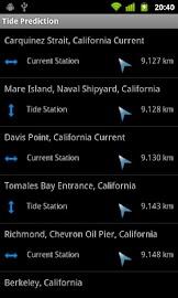 Tide Prediction Screenshot 4