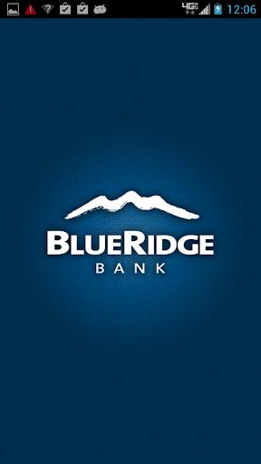 BlueRidge Bank Mobile Banking