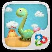 Dinosaur GO Launcher Theme