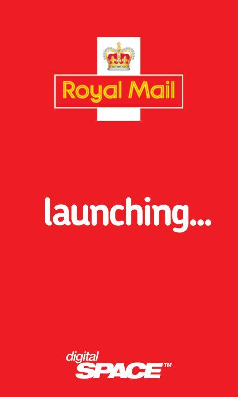 Royal Mail Interactive - screenshot