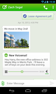 SendHub - Business SMS- screenshot thumbnail