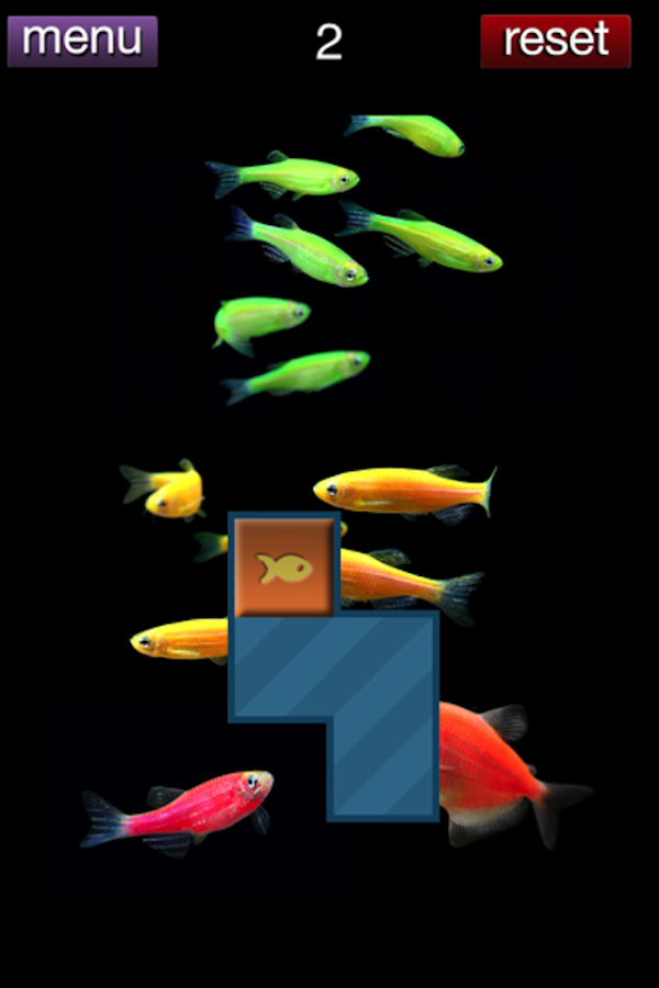 GloFish® - screenshot