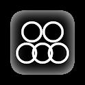 Air Drum (seven notes) logo
