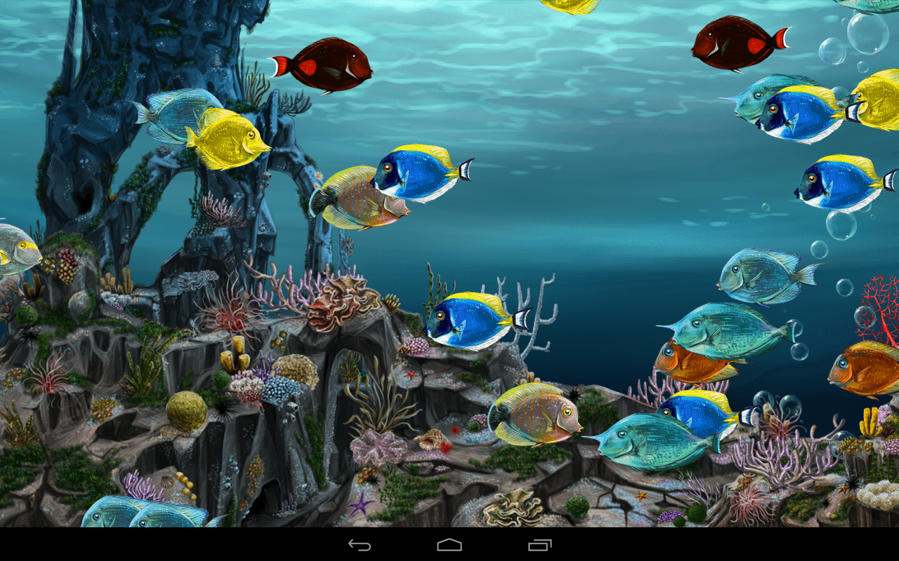 Underwater World 3D Android Apps On Google Play