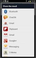 Screenshot of ping google,yahoo,facebook ...