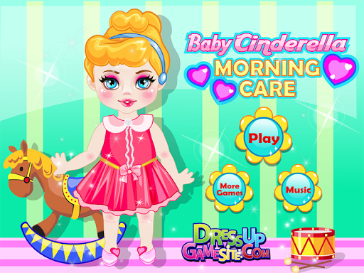 Baby Princess Care and DressUp