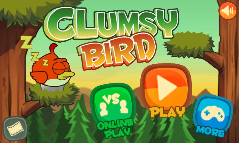 Android Clumsy Bird Resimler