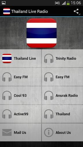Thailand Live Radio