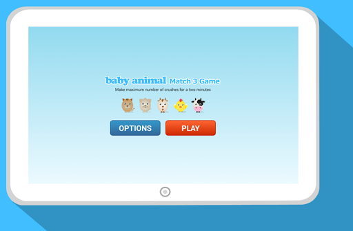 baby animal: Match 3 Game