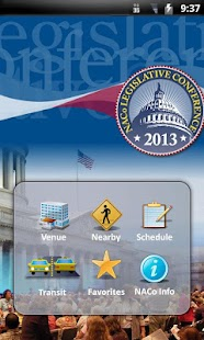 NACo Legislative Conference - screenshot thumbnail