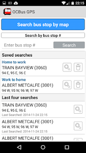 OC Bus GPS Auto-Update screenshot 0