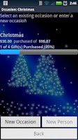 Screenshot of GLM Christmas Theme Pack #1
