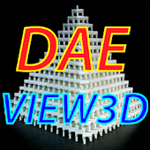 DAE View 3D