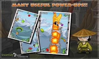 Screenshot of Veggie Samurai: Uprising