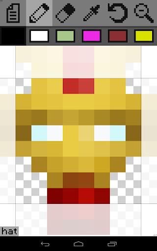 【免費媒體與影片App】Skin Editor for Minecraft-APP點子