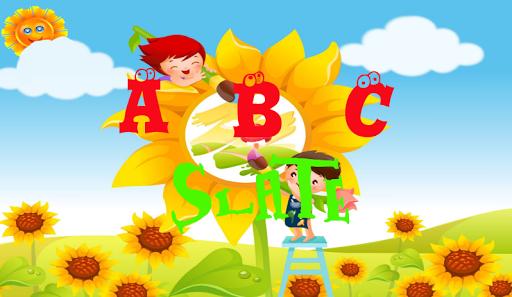 ABCのスレート