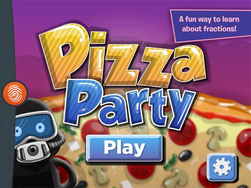 Pizza Party - Fingerprint