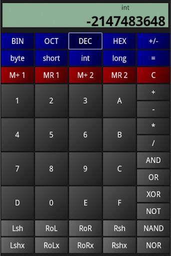 Programmer's Calculator Free