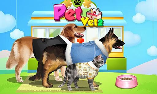 我是急診獸醫 - 小動物照顧護理游戲