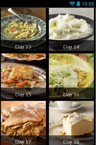 28 Day Diet Plan - screenshot