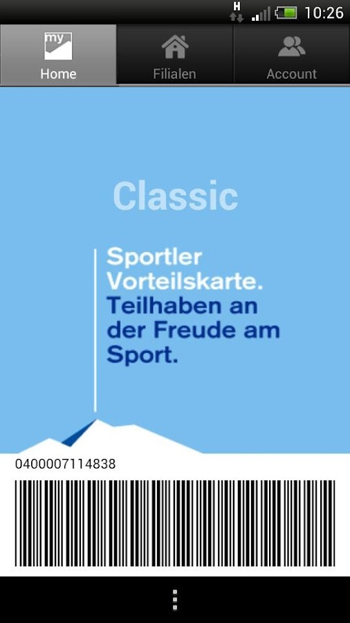SPORTLER- screenshot