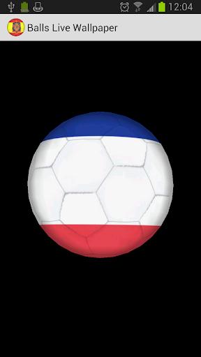 3D Ball France LWP
