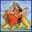 Maa Durga Sparkle Live Wallpap icon