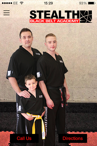 Stealth Black Belt Academy
