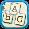 Mahjong Words Unlocked logo